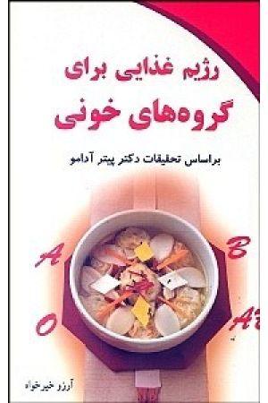 Rejim-e Ghazaii Baray-e Goroohay-e KHooni