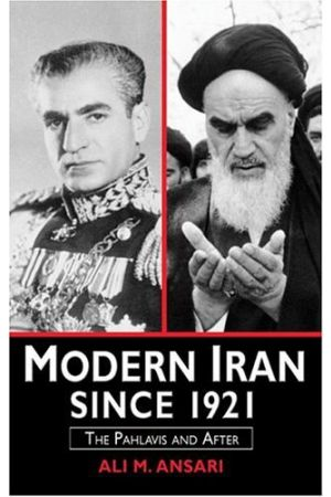 A History of Modern Iran Since 1921